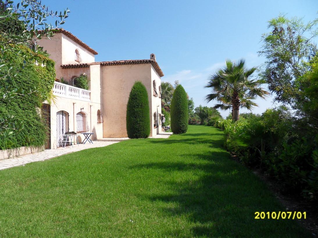 Villa vendre nice for Jardin villa ratti nice